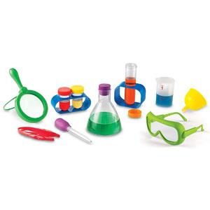 【送料無料】Learning Resources Primary Science Lab Set 初めての実験セット LER 2784