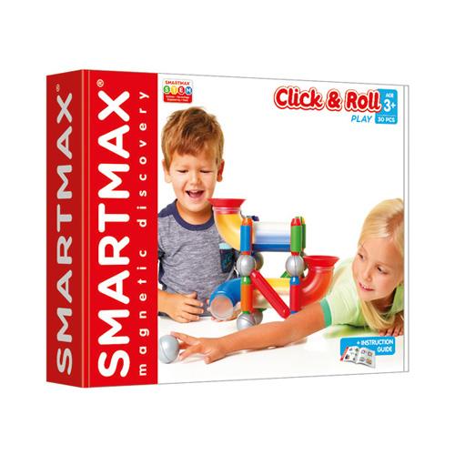 【送料無料】SMART MAX スマートマックス プレイ クリック&ロール 30ピース SMX 404