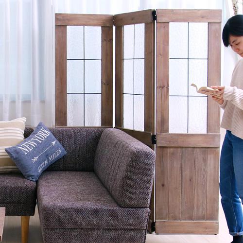 【送料無料】【メーカー直送】ヤマソロ JOKER パーテーション3連 41-024