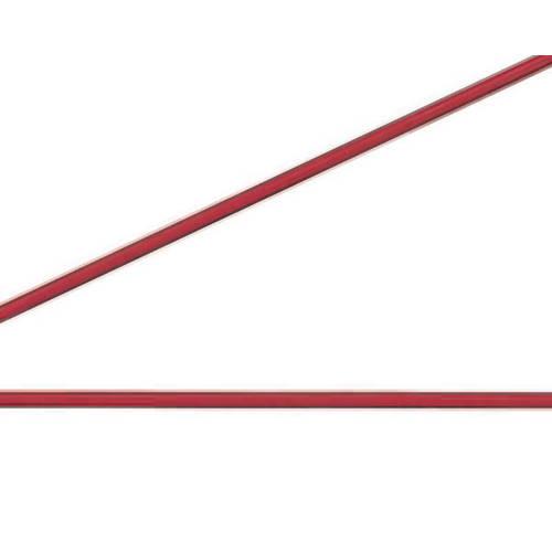 【送料無料】ニッサチェイン 赤コーティングワイヤー100m巻 R-SY12V