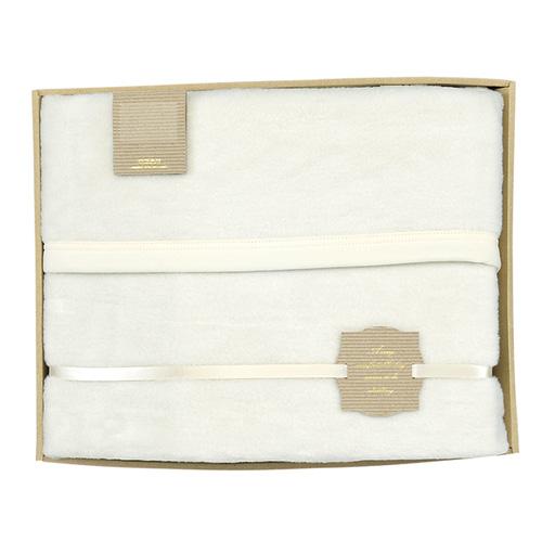 【クーポンで25%値引き】【送料無料】【メーカー直送】京都西川 日本製シルク毛布(毛羽部分) 2GSKJ-1250