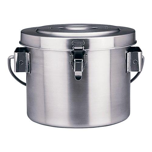 【送料無料】サーモス THERMOS 18-8 高性能保温食缶 シャトルドラム GBC-04 ASY9902