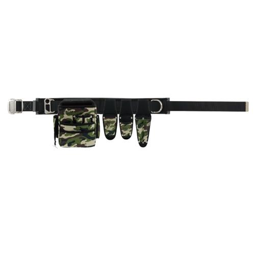 【送料無料】ジェフコム 腰道具セット WSDシリーズ WSD-45-1BK
