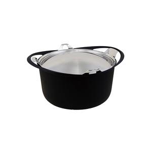 【送料無料】「KOMIN」 鉄鋳物両手鍋 24cm KO-3307