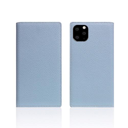 【送料無料】SLG Design iPhone 11 Pro 背面カバー型 Full Grain Leather Case パウダーブルー SD17875i58R▽▼
