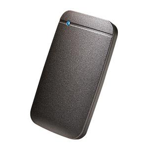 【送料無料】エレコム ELECOM USB Type-Cケーブル付き 外付け ポータブル SSD 250GB ブラック ESD-EF0250GBK