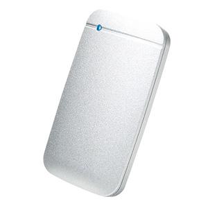 【送料無料】エレコム ELECOM USB Type-Cケーブル付き 外付けポータブルSSD 250GB シルバー ESD-EF0250GSV
