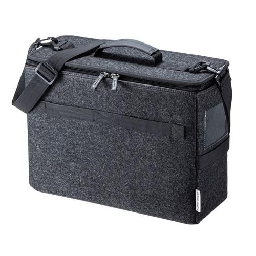 【送料無料】サンワサプライ テレワークBOXバッグ BAG-TW1BK-BG