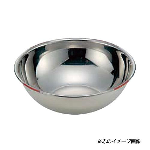 【送料無料】18-8色分ボール 緑 39cm 13.2L