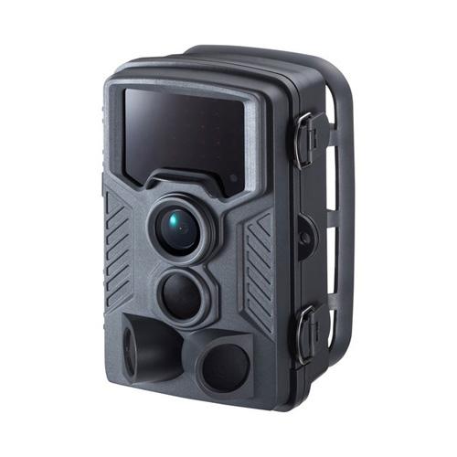 【送料無料】サンワサプライ セキュリティカメラ CMS-SC03GY