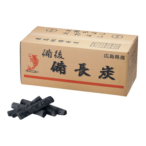 送料無料 追加で何個買っても同梱0円 備後 人気海外一番 広島 評判 備長炭 約12kg QMK3101 切丸中