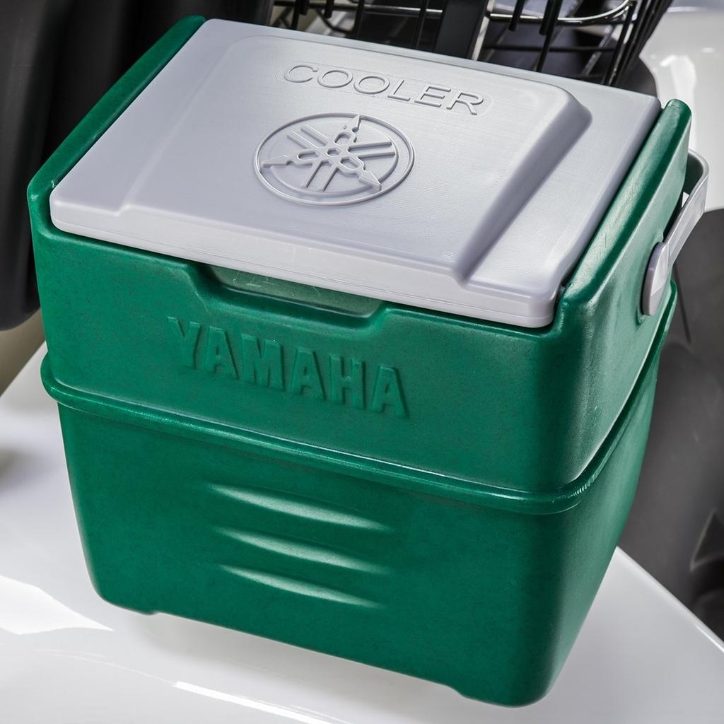 US YAMAHA北米ヤマハ純正アクセサリー 倉庫 トップケーステールボックス The DRIVE Cooler 北米ヤマハ純正アクセサリー Drive2 定番キャンバス YAMAHA