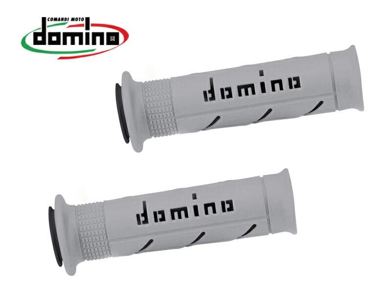 dominoドミノ グリップ 好評 年中無休 ストリートタイプ カラー:グレー×ブラック domino ドミノ