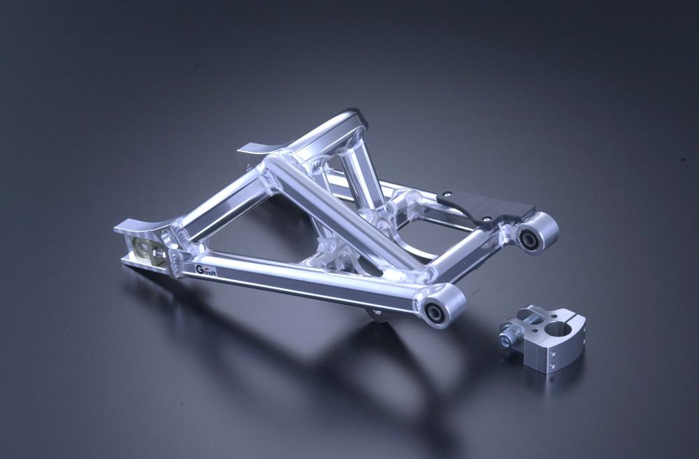 G-Craftジークラフト スイングアーム スタンダード スタビ付タイプ2 G-Craft ゴリラ 激安 モンキー ジークラフト 毎日がバーゲンセール