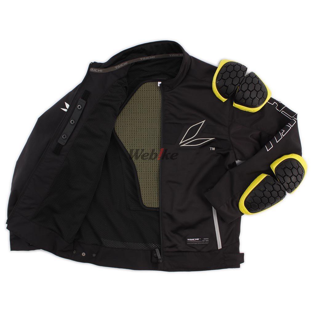 RS TAICHIアールエスタイチ メッシュジャケット RSJ336 アールエスタイチ 男女兼用 レーサーメッシュジャケット TAICHI 売れ筋