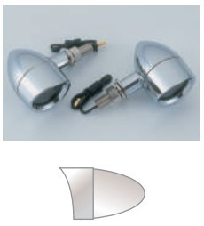 CF POSH CF ポッシュ ボルトオンウインカーキット ネオチョッパー XL883 XL1200C SPORTSTER 1200 [スポーツスター] -08