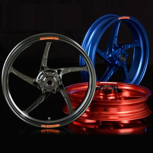 2021セール OZ Racing OZ OZレーシング OZレーシング OZ-5S Racing PIEGA アルミ鍛造ホイール CBR600RR, コンタクト通販 レンズフリー:019078b8 --- eurotour.com.py