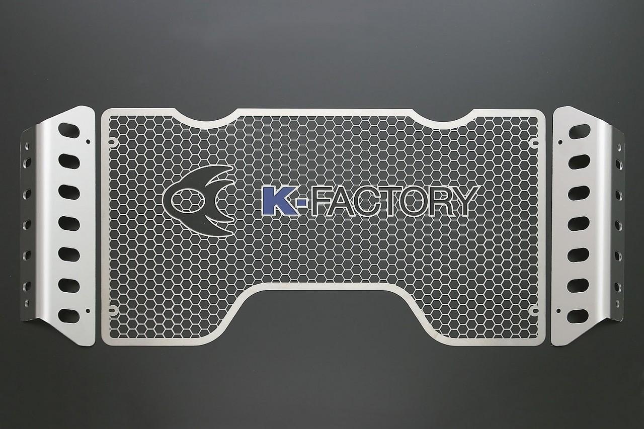 K-FACTORYケイファクトリーKファクトリー ラジエーターコアガードオイルクーラーコアガード  ラジエターコアガード K-FACTORY ケイファクトリー ラジエターコアガード タイプ:A CB1300SF CB1300SF CB1300SF CB1300 SUPER BOLDOR CB1300 SUPER BOLDOR HONDA ホンダ HONDA ホンダ HONDA ホンダ HONDA ホンダ HONDA ホンダ