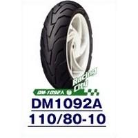 DUROデューロ オンロードタイヤスクーター ミニバイク DM1092A 110 デューロ タイヤ DURO 80-10 新作製品 世界最高品質人気 絶品