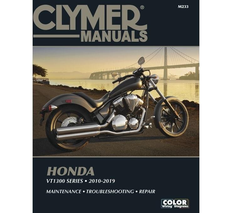 激安☆超特価 CLYMERクライマー サービスマニュアル Street Manuals 700223 クライマー VT1300C 値引き CLYMER