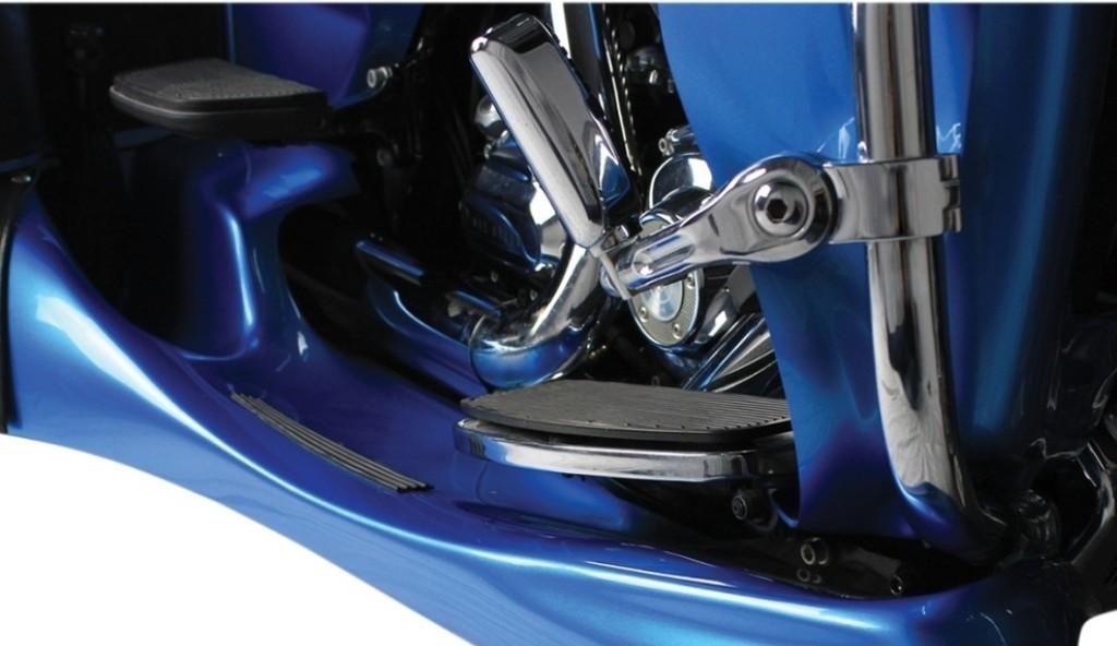 大人気定番商品 MOTOR TRIKE モータートライク RUNNING BOARD TRAX TRIGLD [0521-0982] Tri Glide Ultra Classic - FLHTCUTG 2009 - 2013, うっぴぃワイナリー a8e6a6e9