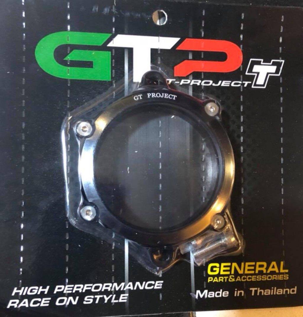 GT Projectジーティープロジェクト カムカバーカムシャフトカバー Cam 売り込み Chain Cover Black 超激安 GTP Project ジーティープロジェクト