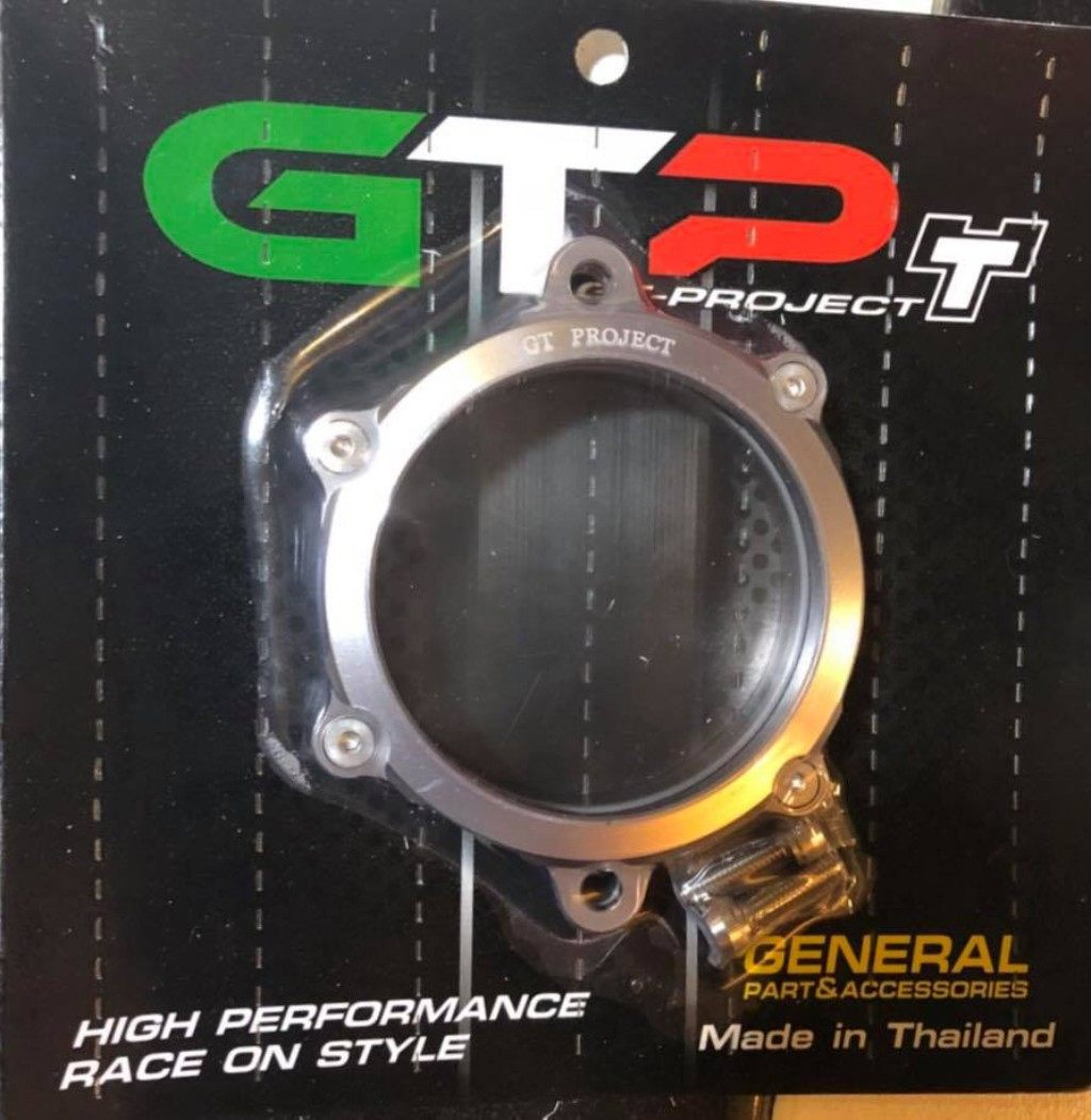 GT Projectジーティープロジェクト 公式ストア カムカバーカムシャフトカバー Cam 数量は多 Chain Cover Project GTP ジーティープロジェクト Gray