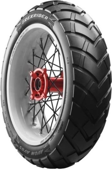 AVON エイボン オフロード・トレール/デュアルパーパス AV85 TrekRider【140/80-18 70T TL】トレックライダー タイヤ