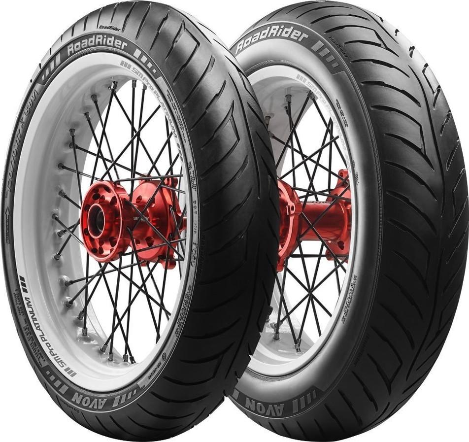 AVON エイボン AM26 RoadRider 【120/80-17 61V TL】ロードライダー タイヤ