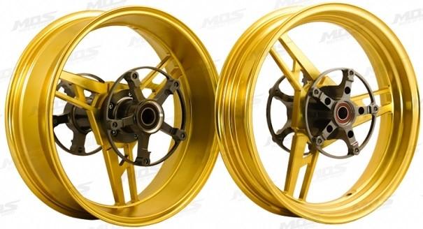 MOS モス TF 3 Spoke style forged wheel rim (15 inch) TMAX530