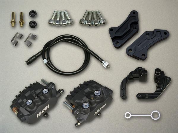 メタルギアワークス METAL GEAR WORKS 強化ブレーキキット CB750FZ/FA/FB(RC04)、CB900FZ/FA(SC01)