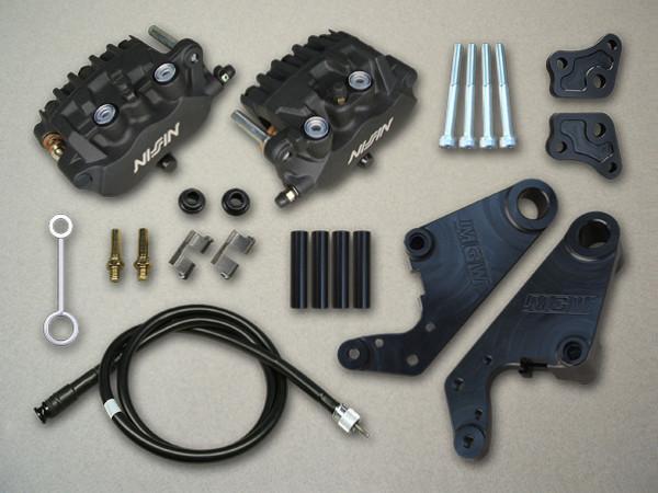 メタルギアワークス METAL GEAR WORKS 強化ブレーキキット CB750FC(RC04)、CB900FC/FD【EU仕様】(SC09)