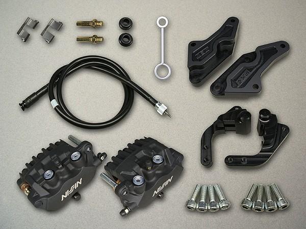 メタルギアワークス METAL GEAR WORKS 320mmディスク強化ブレーキキット CB750F Z/FA/FB (RC04) CB900 FZ/FA (SC01)