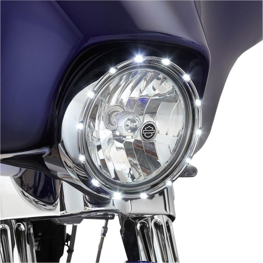 ARLEN NESS アレンネス ファイア リング LED ヘッドライト【FIRE RING LED H/L】
