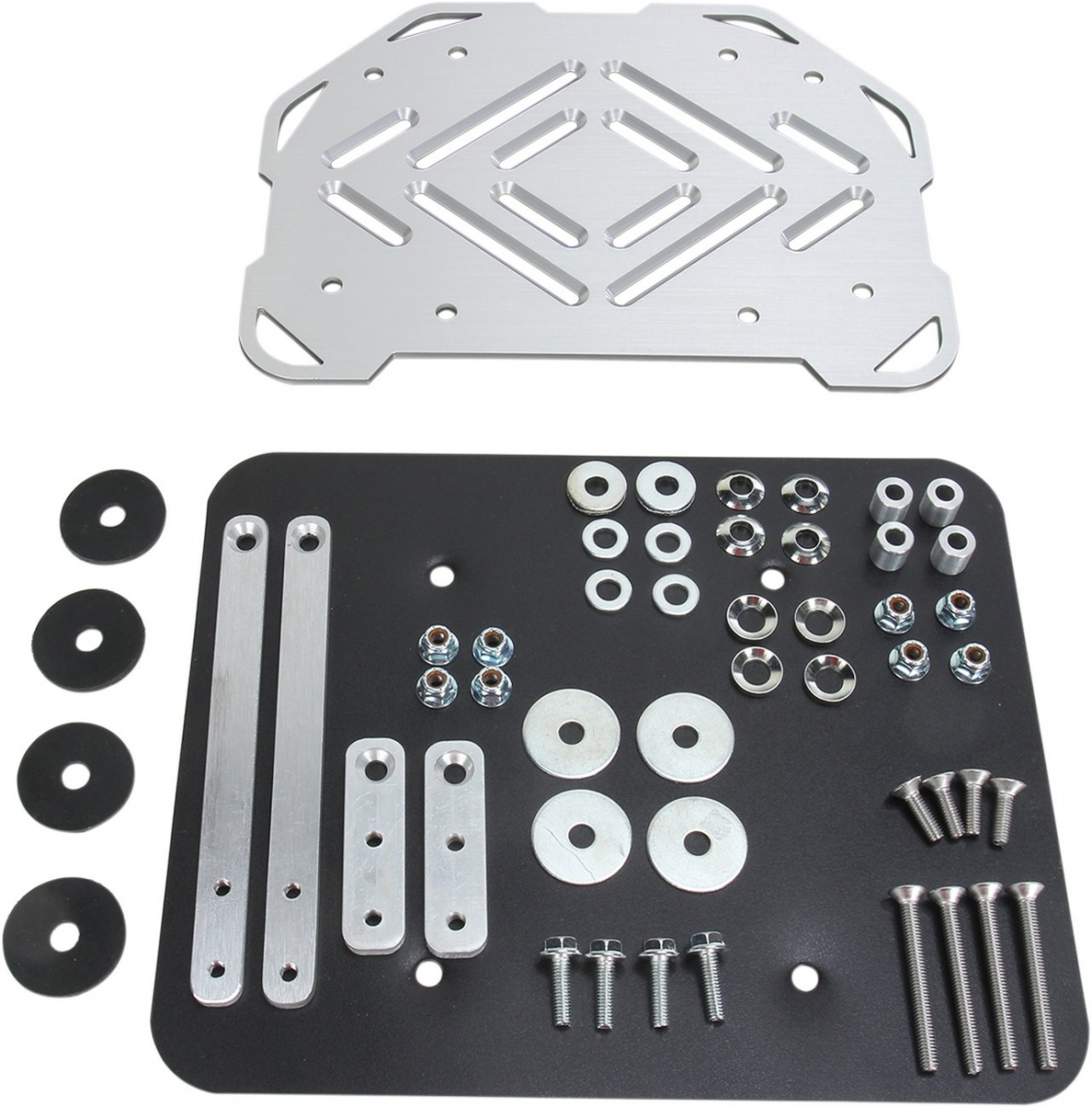 MOOSE RACING ムースレーシング EXPEDITION アルミ トップケースマウント【EXPEDITION ALUMINUM TOP CASE MOUNTS [1510-0216]】 R1200GS