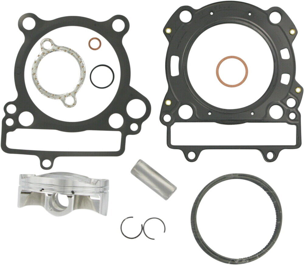 MOOSE RACING ムースレーシング ハイパフォーマンス CP 4-ストロークピストンキット【HIGH PERFORMANCE 4-STROKE PISTON KITS BY CP PISTONS [0910-1107]】 250 SX-F 2006 - 2010