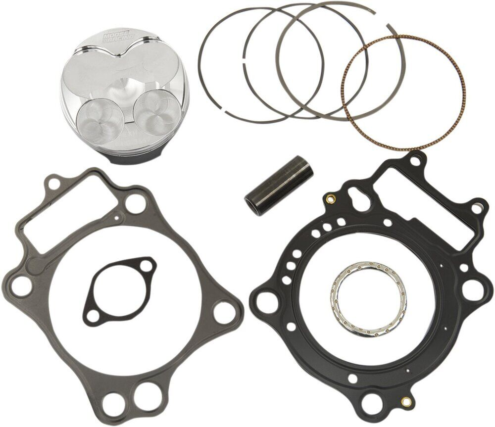 MOOSE RACING ムースレーシング ハイパフォーマンス CP 4-ストロークピストンキット【HIGH PERFORMANCE 4-STROKE PISTON KITS BY CP PISTONS [0910-3662]】 CRF250R