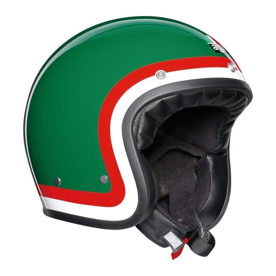 AGVエージーブイ ジェットヘルメット  X70 レジェンズ ヘルメット (LEGENDS JIST REPLICA) AGV エージーブイ ジェットヘルメット X70 レジェンズ ヘルメット (LEGENDS JIST REPLICA)