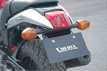 COERCE コワース フェンダーレスキット VTR250
