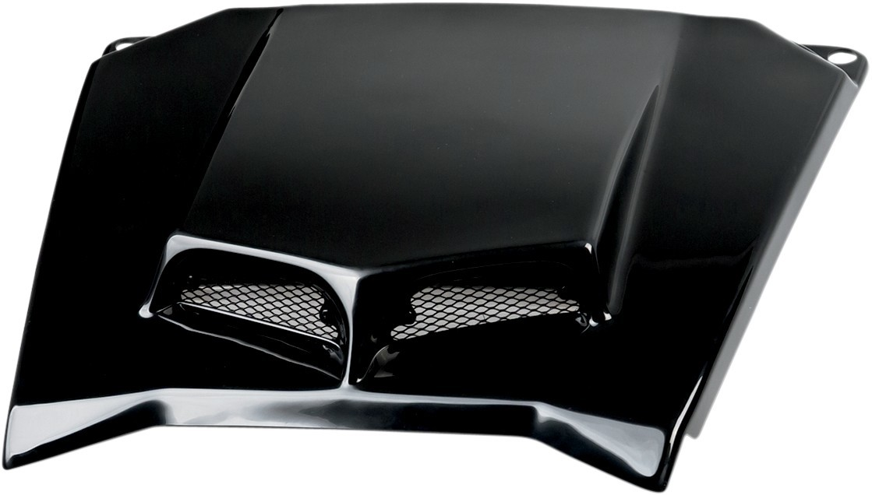 MAIER メイヤー フード スコープ ブラック RZR【HOOD SCOOPED RZR BLACK [0520-1195]】