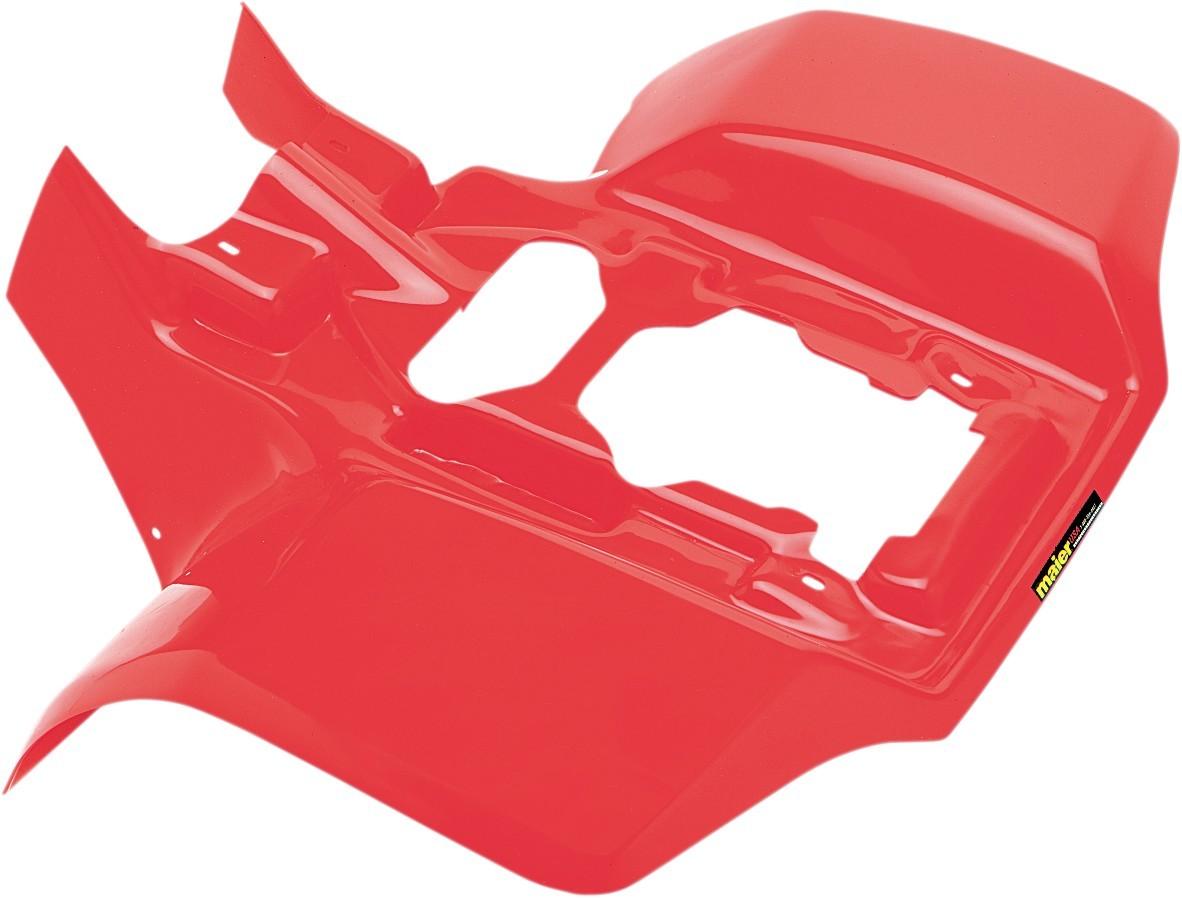 MAIER メイヤー リアフェンダー オレンジ LT230QS ATV用【ATV FENDER R LT230QS ORNG [M17775]】 LT230E Quad Runner 1987 - 1993 LT230S Quad Sport 1985 - 1988