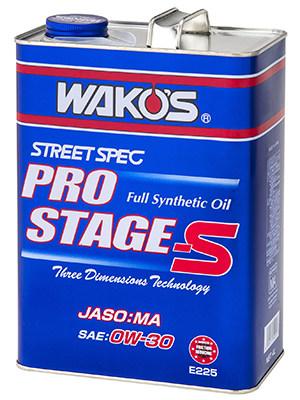 WAKOSワコーズ 海外並行輸入正規品 4サイクルオイル Pro-S 海外限定 30 プロステージS 0W-30 WAKOS ワコーズ 容量:1L
