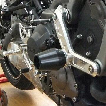 AGRAS アグラス レーシングスライダー MT-09