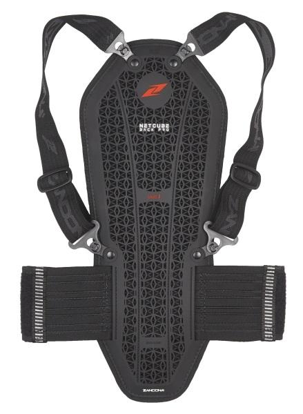 ZANDONAザンドナ 脊椎プロテクターバックプロテクター NETCUBEバックプロ 在庫処分 ザンドナ ZANDONA 正規品送料無料