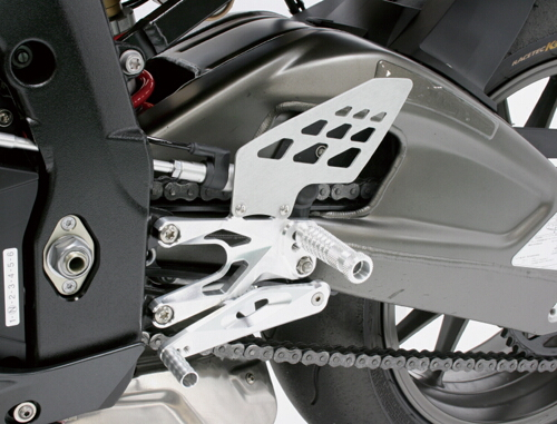 GILLES TOOLING ギルズツーリング FACTOR-X ステップキット S1000RR