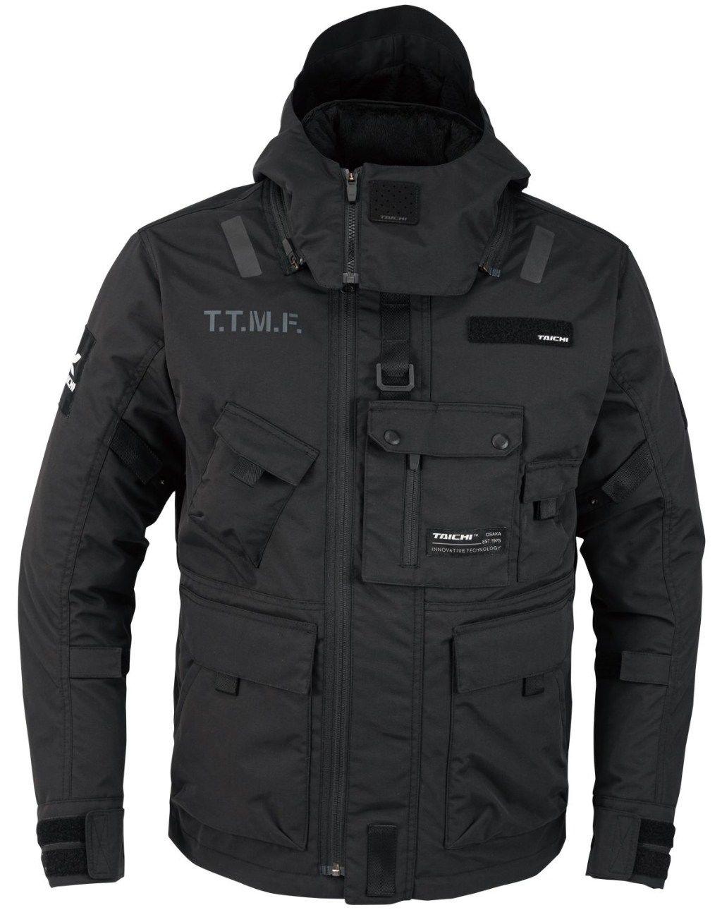 RS TAICHIアールエスタイチ オールシーズンジャケット RSJ726 公式通販 モンスター アールエスタイチ TAICHI サイズ:L オールシーズンパーカ 限定価格セール
