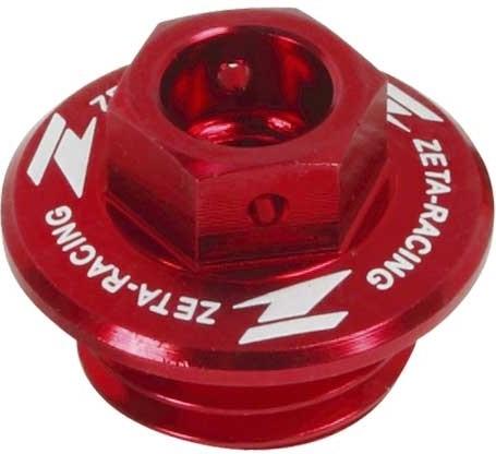 売り出し ZETAジータ 公式 フィラーキャップ オイルフィラーキャップ ジータ カラー:レッド ZETA