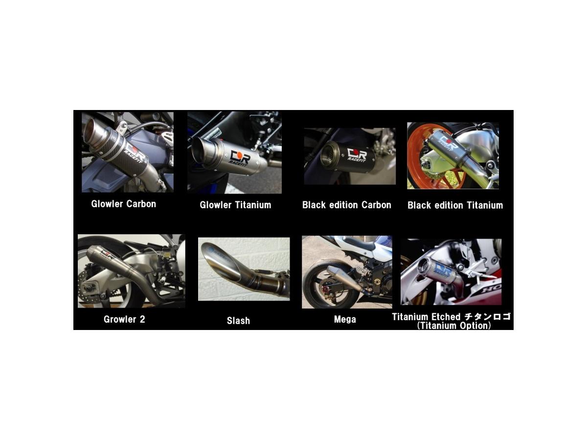 RACEFIT レースフィット フルエキゾーストマフラー MT-10