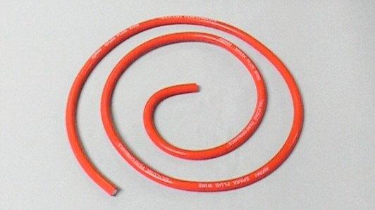 KIJIMAキジマ 限定タイムセール プラグコード シリコンコード KIJIMA キジマ 激安特価品 カラー:レッド