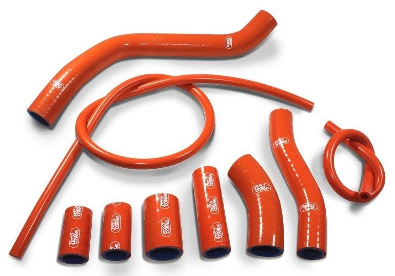 SAMCO 割引も実施中 SPORTサムコスポーツ ラジエーターホース 商舗 クーラントホース SPORT サムコスポーツ 990 Supermoto カラー:アーバンカモ 限定色 KTM